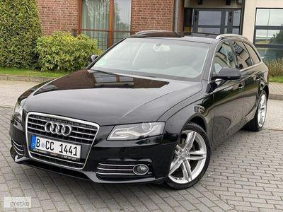 używany Audi A4 2dm 180KM 2012r. 113 439km