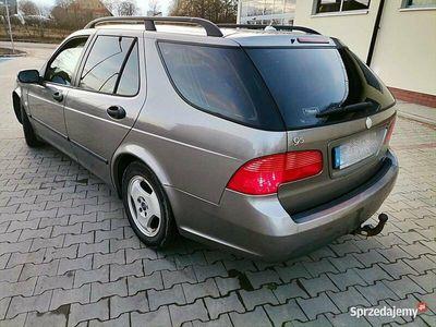 używany Saab 9-5 2.0t 150 KM Kombi Dobry Stan! Alu! Klima! Zamiana!!