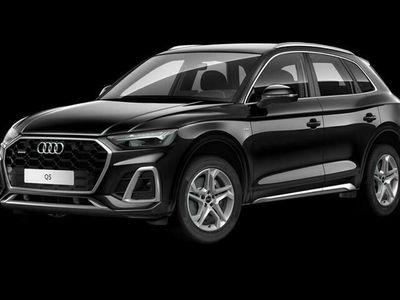 używany Audi Q5 2dm 204KM 2021r. 10km
