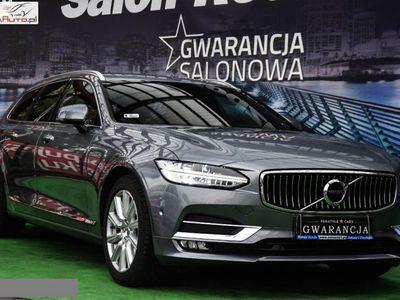 brugt Volvo V90 2dm3 150KM 2017r. 43 000km Inscription Jak Nowy Moż.Zamiany BEZPIECZNE ZAKUPY Krótko mówiąc Warto