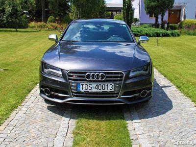 używany Audi S7 C7 2013 silnik 4.0 TFSI moc 420KM Zarejestrowanyw PL