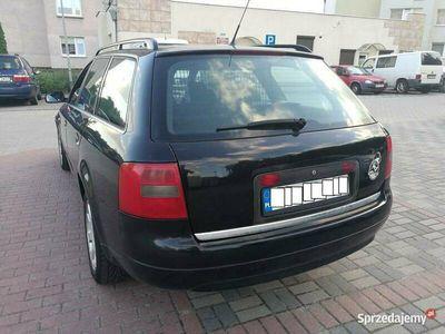 używany Audi A6 c5 kombi. r99. poj 1.8 turbo benz-GAZ sekwencja.
