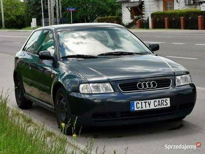 używany Audi A3 1.6 B 101 KM Klimatyzacja z Niemiec 8L (1996-2003)