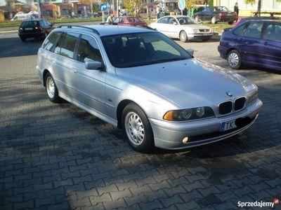 używany BMW 520 d