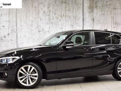 brugt BMW 118 2dm 150KM 2018r. 10 100km