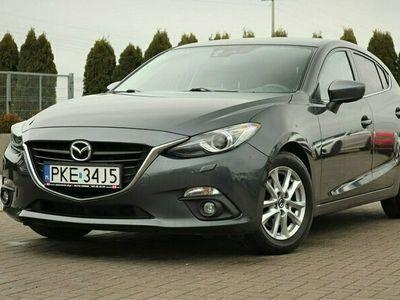 używany Mazda 3 2dm 120KM 2015r. 94 000km