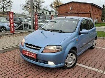 używany Chevrolet Kalos KLIMA