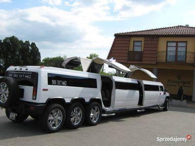 używany Hummer H2 18 metrowy 4-osiowy jedyny w europie