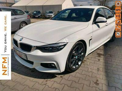 używany BMW 430 2dm 252KM 2018r. 117 307km