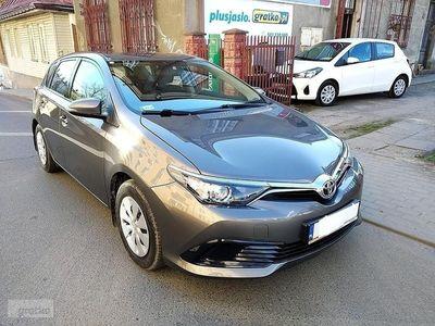 używany Toyota Auris II 2016 67k benzyna Salon PL bezwypadkowy, Jasło