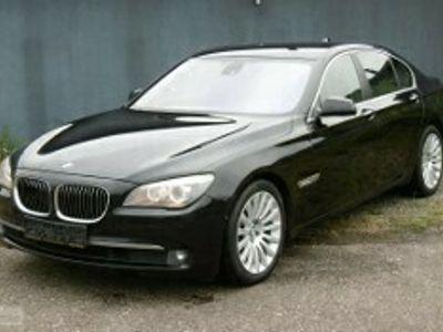 używany BMW 750 SERIA 7