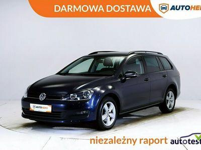 używany VW Golf VII DARMOWA DOSTAWA, Hist Serwis, Navi, Klima auto, PDC, VII (2012-)