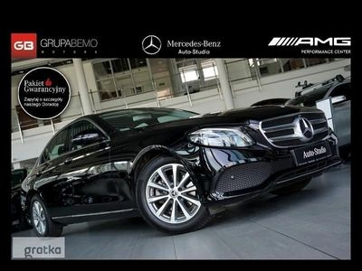 brugt Mercedes 220 Klasa E W213 220Avantgarde AsystentMartwegoPunktu MultibeamLed Kam360 NaviS