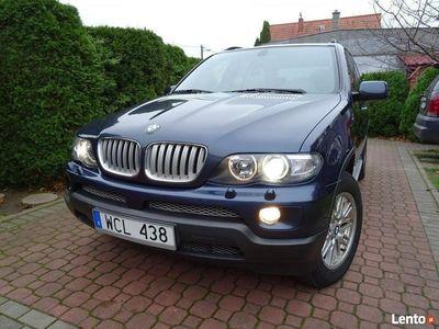 używany BMW X5 3dm 231KM 2004r. 310 520km