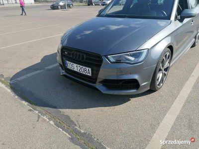 używany Audi S3 quattro stronik