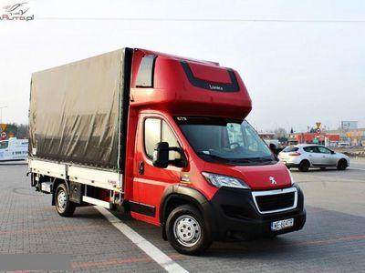 używany Peugeot Boxer 2dm 163KM 2018r. 69 000km