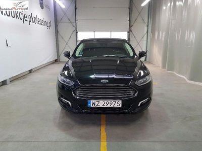 używany Ford Mondeo Mondeo 2dm3 150KM 2015r. 118 866km Hatchback 14-,2.0 TDCi Titanium