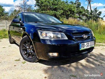 używany Hyundai Sonata 2.4 16V*FULL*Climatronic*Alu*Skóra*Pełna Elektryka*Zadbana*ZOBACZ!!! IV (2005-)
