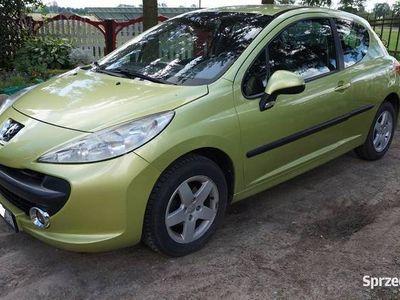 używany Peugeot 207 1.4 16v KLIMA, ALU-FELGI, 140.000KM