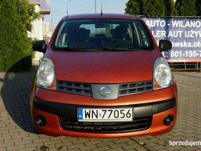 używany Nissan Note 1.4dm 88KM 2006r. 106 000km