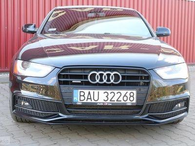 używany Audi A4 IV (B8) S-LINE