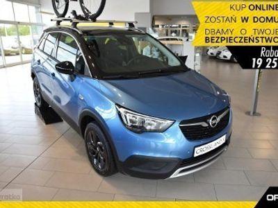 używany Opel Crossland X 120 Lat 1.2 Turbo 110Km Kamera Cofania+Podgrzewane fotele przednie
