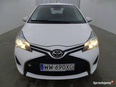 używany Toyota Yaris 1dm 69KM 2016r. 166 568km
