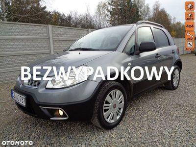 używany Fiat Sedici 1.6dm 120KM 2011r. 135 120km