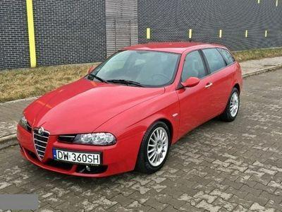 używany Alfa Romeo 156 1.9dm 140KM 2004r. 167 000km