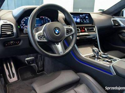 używany BMW 850 4.4dm 530KM 2018r. 18 569km