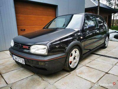 używany VW Golf III GTI mk3 2.0 115KM