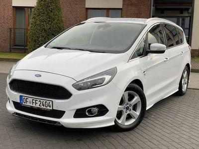 używany Ford S-MAX 2dm 180KM 2016r. 168 475km