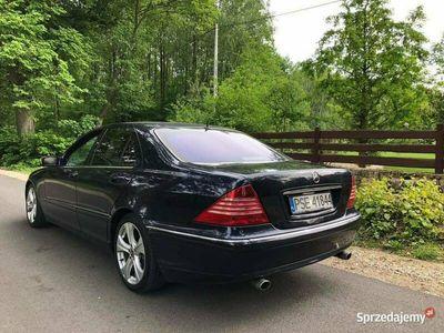 używany Mercedes S500 W220
