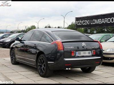 używany Citroën C6 2.2HDi 170KM skóra nawi alu pełn 2.2 2.2HDi 170KM skóra nawi alu pełna opcja automatyczna klima.