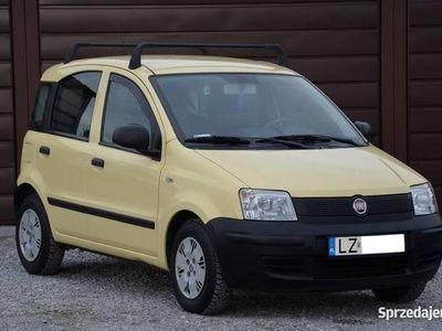 używany Fiat Panda CITY 1.1 Benzyna 54KM Zarejestrowany w PL