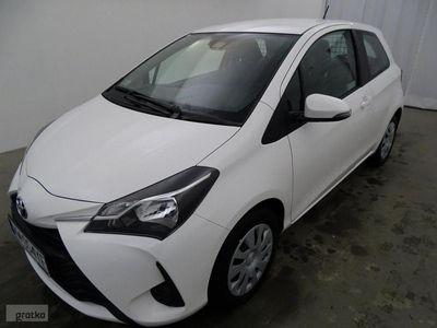 używany Toyota Yaris 1.5dm3 111KM 2017r. 262km 1,5 Active Salon Polska ! 1 właściciel ! ASO ! FV23% !