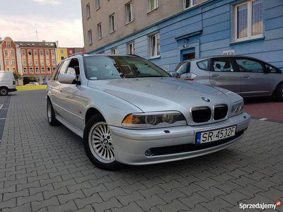 używany BMW 520 d 2001r od pasjonata