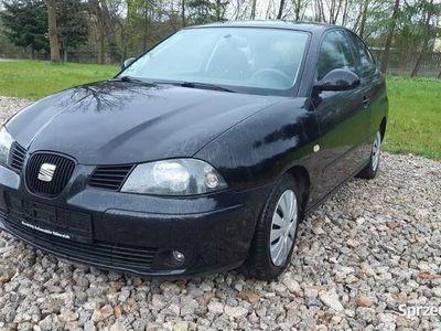używany Seat Ibiza 1.4 benzyna 2004r