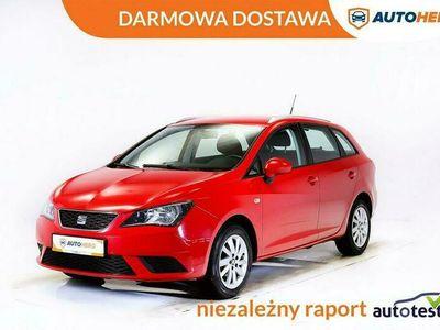 używany Seat Ibiza ST DARMOWA DOSTAWA, Hi Serwis, Klima auto, 105KM, Navi IV (2008-)