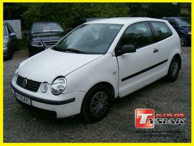 używany VW Polo !!! Bemowo !!! 1.2 Benzyna, 2002 rok produkcji !!! KOMIS TYSIAK !!! IV (2001-2005)
