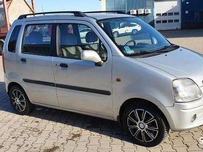 używany Opel Agila 1.2i Klima-Działa* Hak* Radio+USB*ZAMIANA