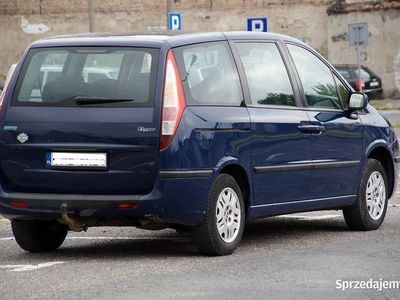 używany Fiat Ulysse 2,0 Benz+GAZ //7 osobowy//