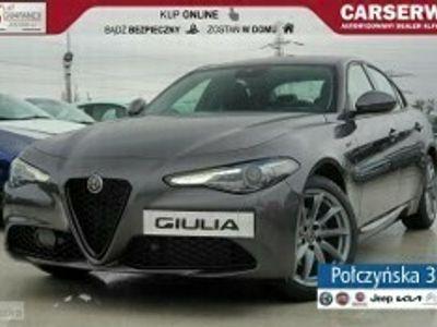 używany Alfa Romeo Giulia Sprint 2.0 200 KM | Szary Vesuvio | Dodatkowe opcje | 2021