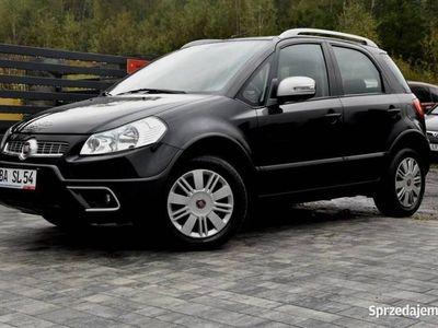 używany Fiat Sedici 1.6 Benzyna*Bardzo Bogate Wyposażenie*Gwarancja 12 msc*Kredyt/Leasingi