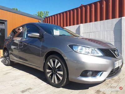 używany Nissan Pulsar 2015 69 000 km Benzyna Kompakt