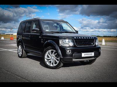 używany Land Rover Discovery 4 3.0 V6 DIESEL LANDMARK LE