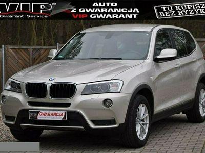 używany BMW X3 2dm 184KM 2012r. 110 000km