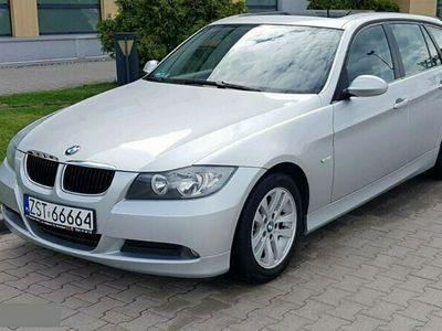 używany BMW 501 3GT 2dm 177KM 2008r.000km