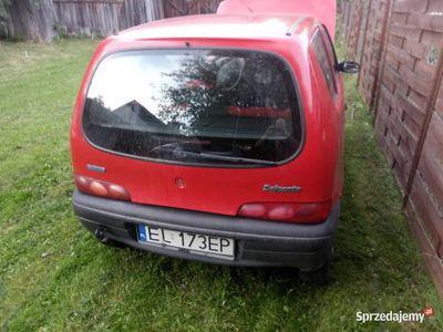używany Fiat Seicento 1.1,z opłatami