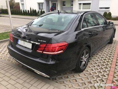 używany Mercedes E220 PIerwszy właściciel, Salon Polska, Zadbany